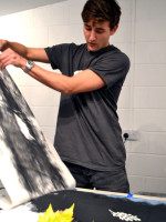Adam's print revealed!