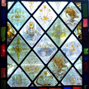 Tamsim Wimhurst puts four craft techniques: pouncing, tessellating, gilding and painting on glass, into a historical context, by looking at the works of Victorian craft master Frederick Leach.