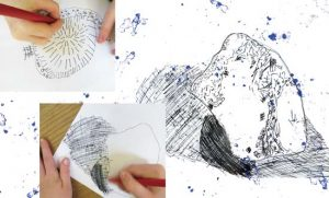 Drawing Challenge in partnership with Black Dog Publishing