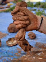 Exploring Materials: Clay and Water
