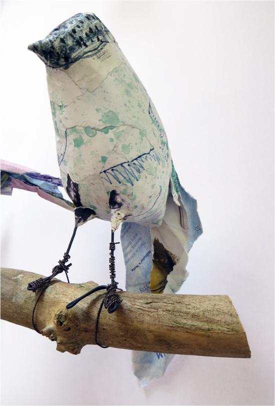 Finished bird