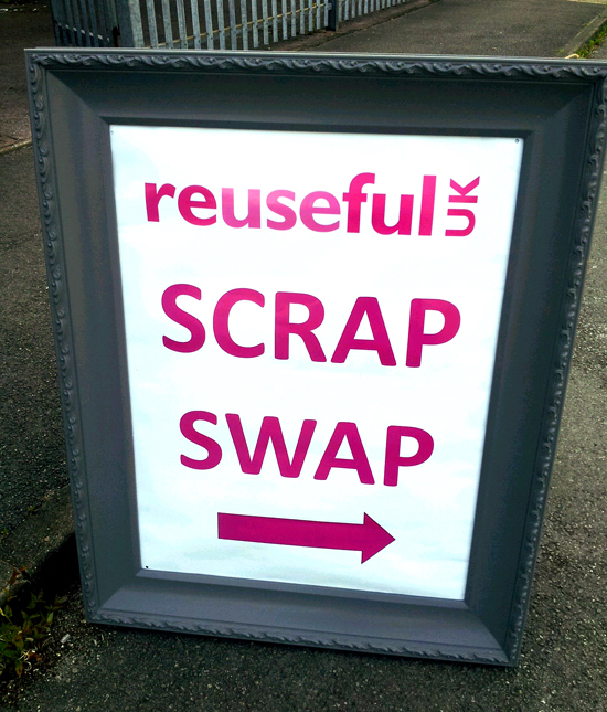 Reuseful UK Scrap Swap