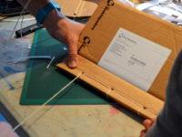 Artist Aurora Cacciapuoti Introduces Japanese Bookbinding