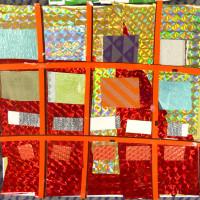 yr 6 collage grid