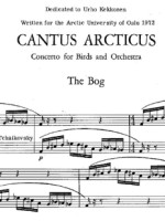 concerto for birds and orchestra