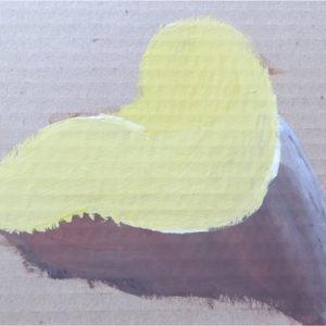 Using paint to communicate tonal values