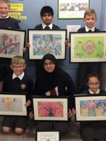 Art Rooms in KS1&2 Schools: Crossley Fields Infant & Junior