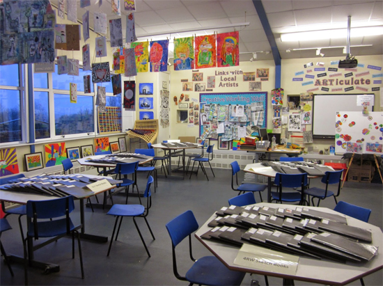 Gomersal Art Room