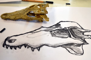 Four steps to enabling observational drawing