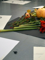 Production of still life drawings