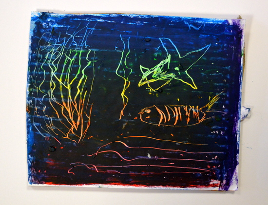 Under the Sea by student at Red2Green