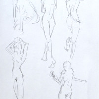 gesture drawing hester berry 2