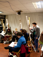 Introduction to Life Drawing with Hester Berry