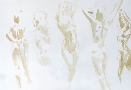 'Five Stetches' by Hester Berry