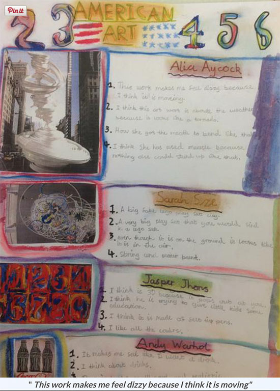 Year 5 Sketchbook