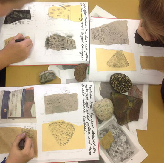 Year 3 Rocks and Fossils