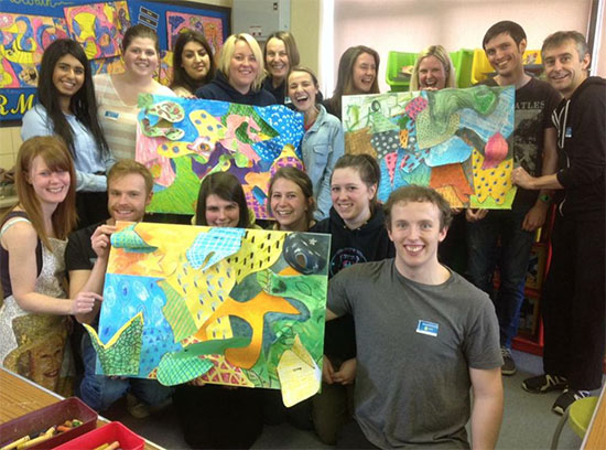 Initial Teacher Training Course for Kirklees Calderdale Primary Teachers - Art, Craft and Design