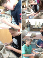 Battyeford Youngsters Visit James Oughtibridge, Holmfirth for 'Excellence in Clay Day'