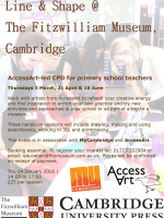 Fitzwilliam CPD poster
