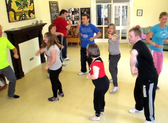 Dance and drama at Frimhurst