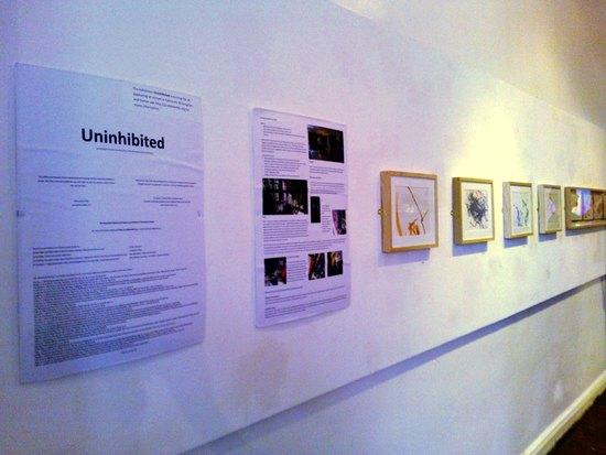 Uninhibited Exhibition 2015