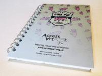 Pink Pig Sketchbooks