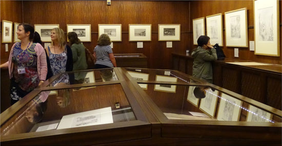 This post shares how Paula Briggs and Sheila Ceccarelli from AccessArt and Kate Noble from the Fitzwilliam Museum, Cambridge, enabled teachers to enter into the intricacies of prints made by Turner, Goya and Cornelius in a Temporary Exhibition at the Fitzwilliam Museum in summer 2016:  1816: Prints by Turner, Goya and Cornelius.