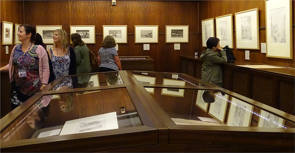 Browsing the Print Collection