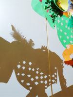 Shadow Puppets at Bourn Primary Academy
