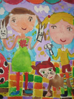 Painting Ages 5 – 7: Winners and Shortlisted