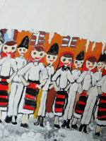 Painting Ages 8 – 11: Winners and Shortlisted
