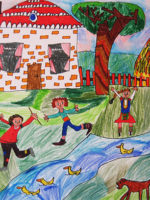 Drawing Ages 5 – 7: Shortlisted