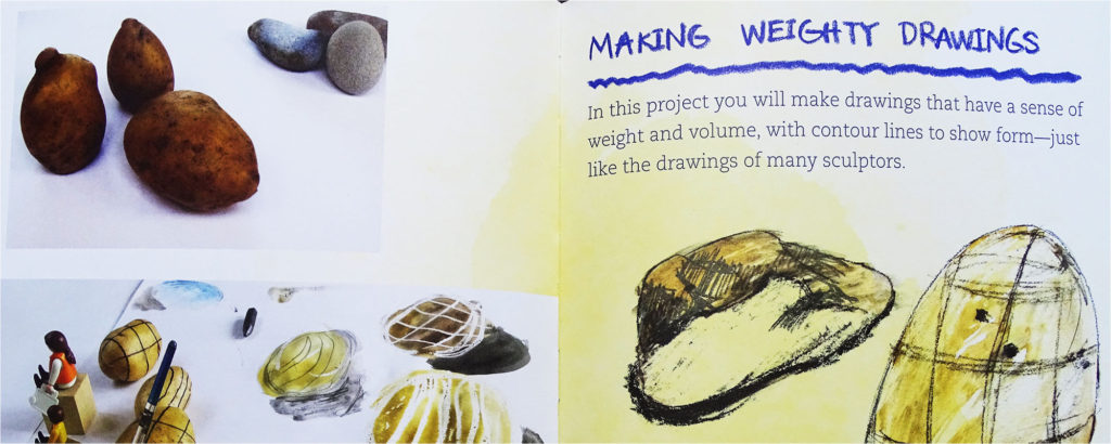"Lots of drawing exercises and drawing projects designed for primary aged children. This book encourages both an observational and experimental approach. [themify_button style=""xlarge block"" link=""https://www.accessart.org.uk/drawing-projects-children-paula-briggs/"" color=""#78608e"" text=""#ffffff""]Read More[/themify_button]"