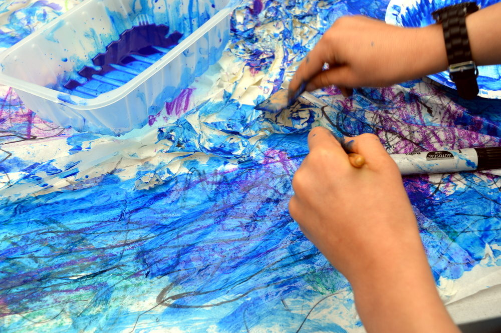 The AccessArt Offer to Primary Schools