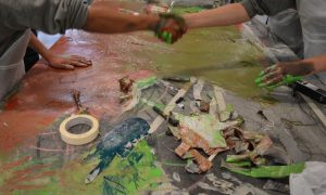 Arts and Minds - Cambourne VC - Week Two - SC