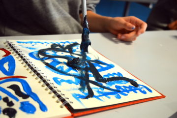 Arts and Minds: Asemic Writing and Invented Text