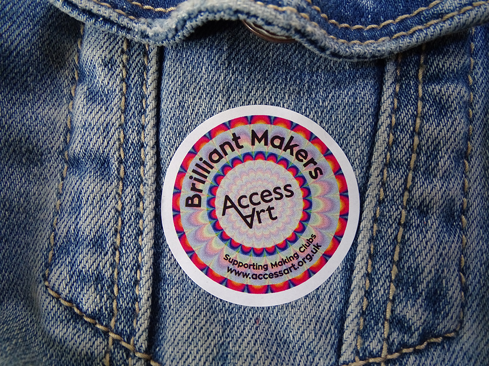 Find out about the idea behind the AccessArt Brilliant Makers Clubs