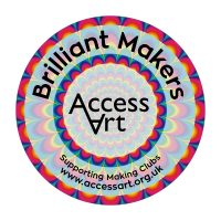 Find Out More About AccessArt Brilliant Makers Clubs