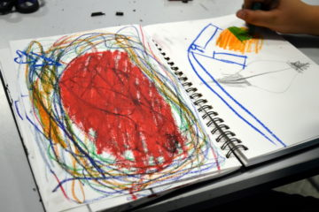 Arts and Minds: Feeling Through Drawing