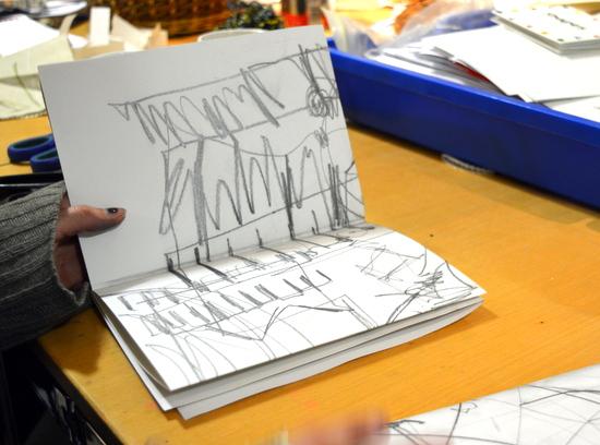 sketchbooks fitz - SC