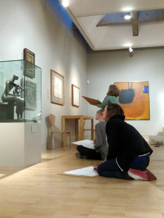 This post shares how Paula Briggs and Sheila Ceccarelli from AccessArt and Kate Noble from the Fitzwilliam Museum, Cambridge, enabled teachers to explore 20th Century paintings and sculpture, through using sketchbooks