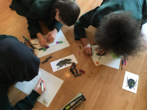 Brilliant Makers Club at Brentwood Road Gallery