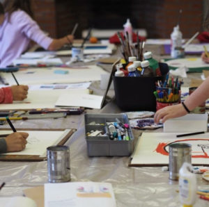 Brilliant Makers at the Young Creatives