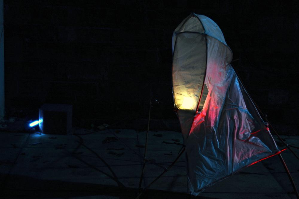 Lantern - SC- In the dark - Arthur