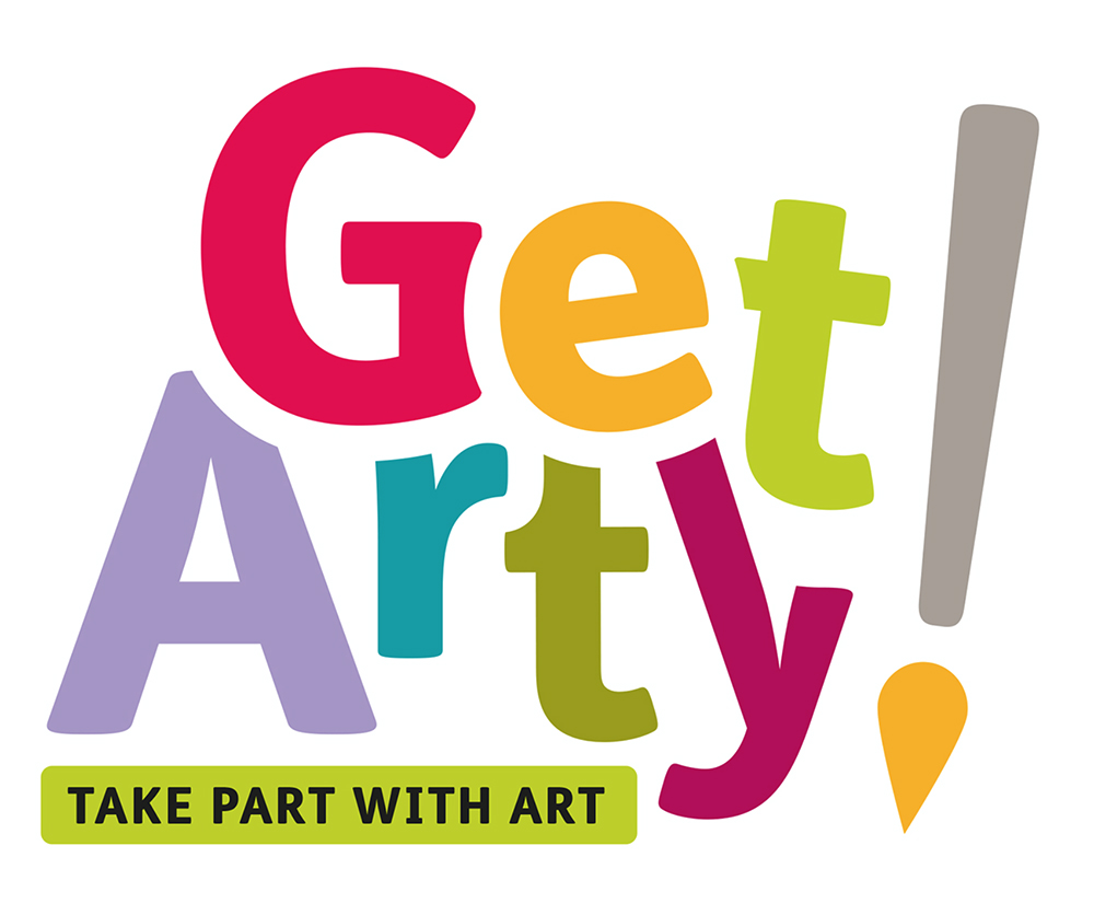 Get Arty! with Mencap
