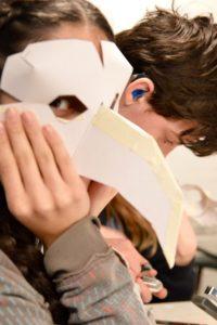 Carnival mask - SC