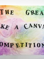 The Great Make-a-Canvas Competition