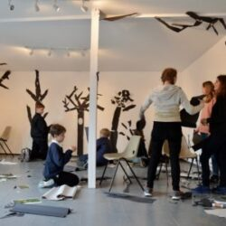 Visual Arts Planning: Trees, Forests and Landscape