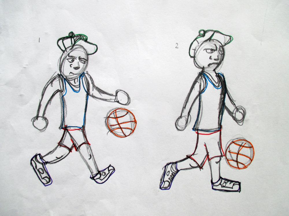Create an Animated Walk Cycle by Esme Dawson