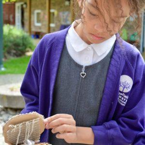 Making shells from cardboard